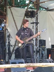 ANGST beim Eich-Kult 2010 Toffer am Bass
